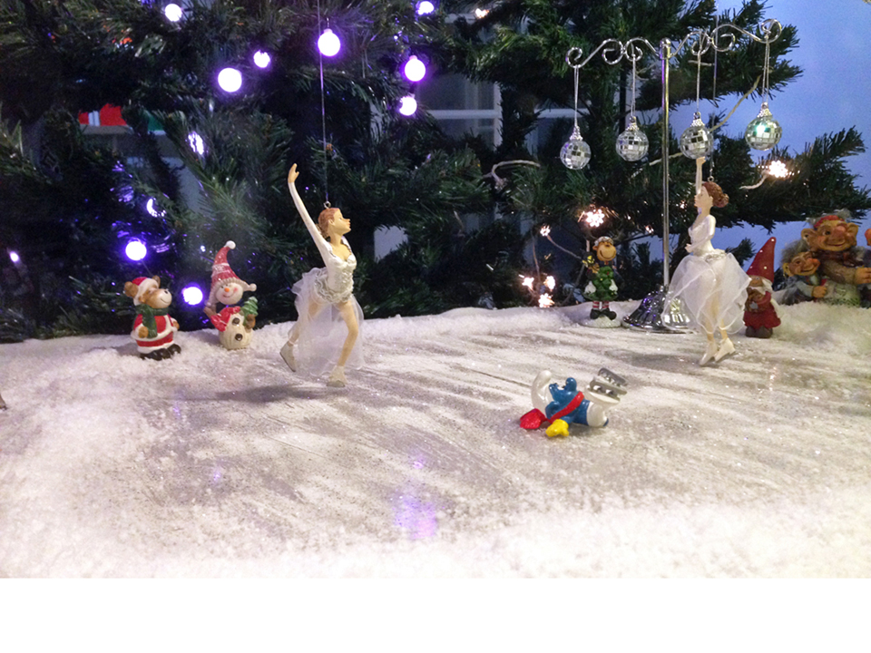 Image: Gallery´s Christmas Window 2014